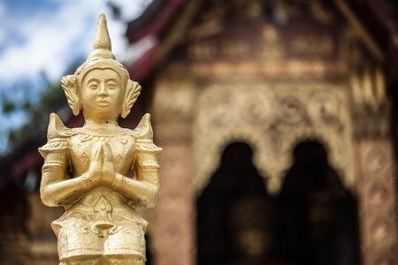 Luang Prabang, Laos Standard-Bild - 43229531