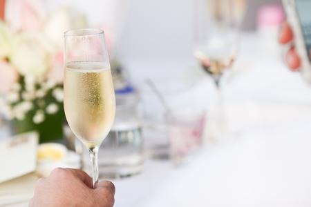 Champagner Standard-Bild - 45734129