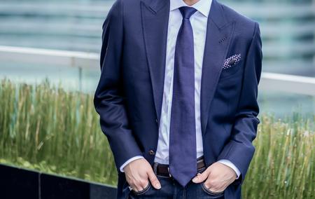 formal: business formal wear