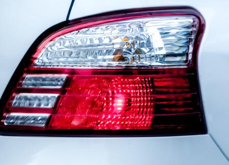 brake lights Stock Photo - 54489277