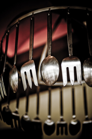 decor: spoon decor