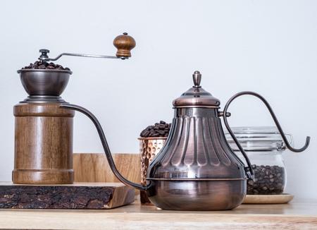 Coffee making tools