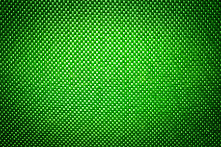fabric nylon background texture green Stock Photo