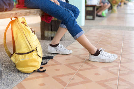 Image result for shoes on train platform