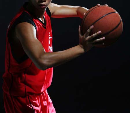 Young Basket Baller photo
