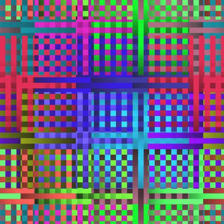 seamless: striped Seamless Stock Photo