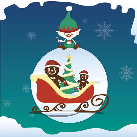 gingerbreadman: Cute Christmas