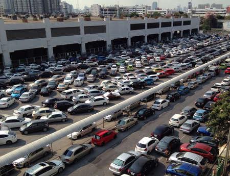 cars parking: Cars parking