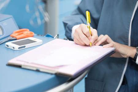 medical ventilator: record information