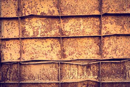 rust: metal rust