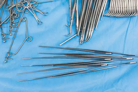 instrumental medico: instrumentos médicos