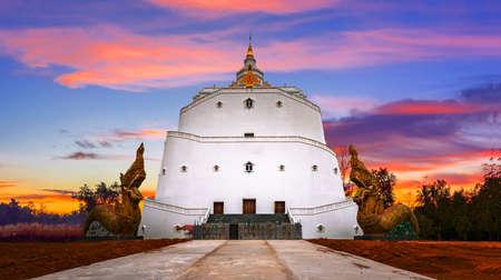 Kosapanyo pagoda in Plapak Nakhon Phanom province,Thailand Stockfoto
