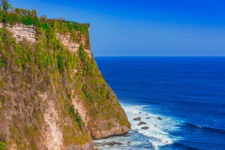 The beauty of the view  near Uluwatu temple