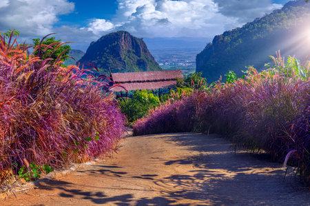 Phahee Viewpoint, Mae Sai District, Chiang Rai Province, Thailand