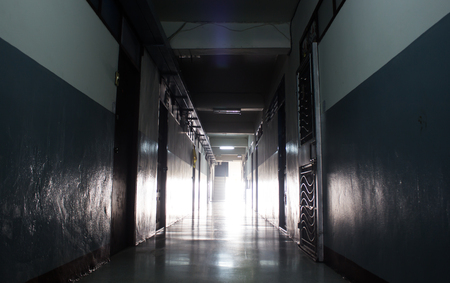 corridors: Exit Light