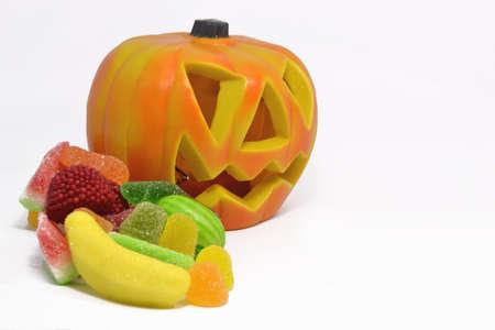 zucca e caramelle