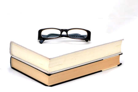 Books and glasses Imagens - 26196369