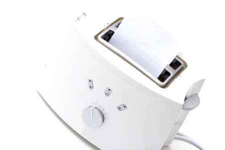 sola: White toaster