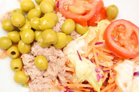 hardwoods: Salad
