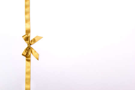 Weihnachten Band auf weißem Hintergrund Standard-Bild - 33037977