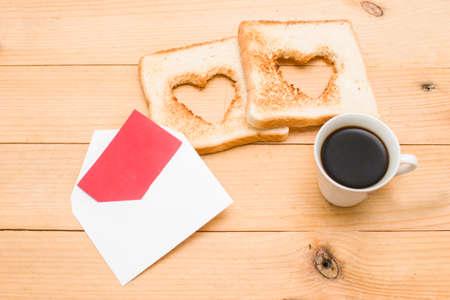 petit dejeuner romantique: Petit-d�jeuner romantique