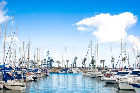 gran canaria: Marina in Gran Canaria