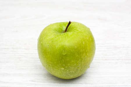 tabellare: mela verde