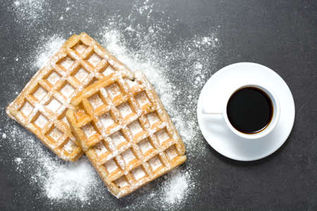 light breakfast: Breakfast Stock Photo