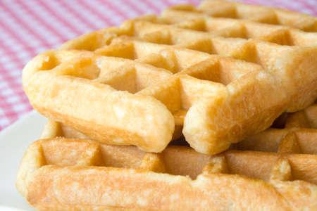 waffles: Barquillos