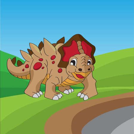 dinosaurs Illustration
