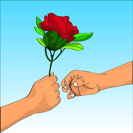 true love: love