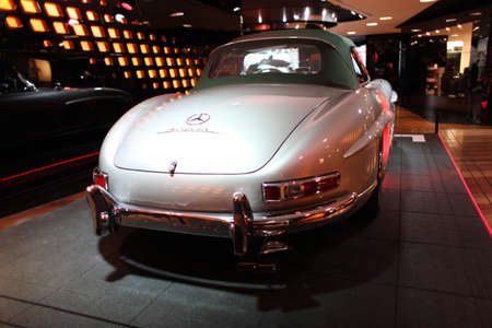 elysees: Mercedes-Benz Gallery-Champs Elysees French