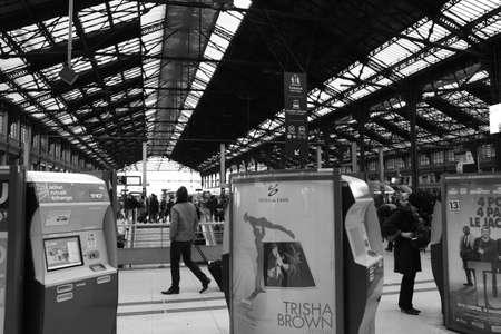 France, paris, station, attractions, landmarks,