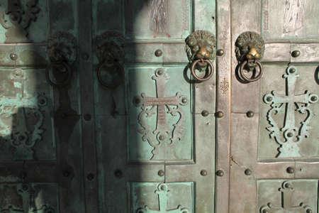 Italie, attractions d'amalfi, églises Banque d'images - 79842350