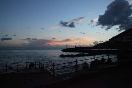 Italy, Amalfi Coast Stock fotó