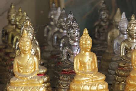 sa: Buddha statue thailand Stock Photo