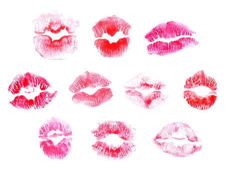 Lip Stain vector