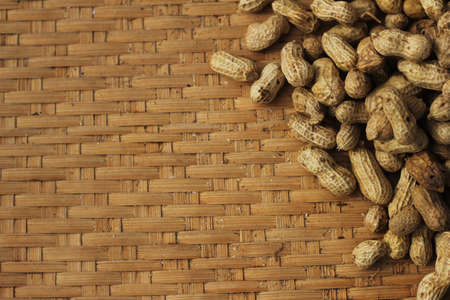 monkey nuts: The groundnuts