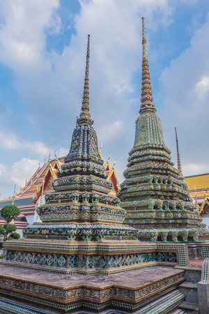public domain: Wat Pho Temple Bangkok Thailand They are public domain or treasure of buddhism no restrict in copy or use