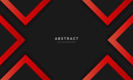 abstract black background, dynamic black landing page Foto de archivo - 140888124