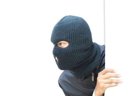 Robber photo