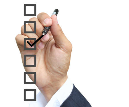 answer approve of: Hand checking choice