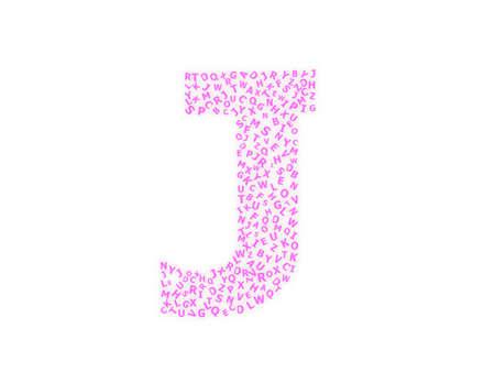 j: Letter J