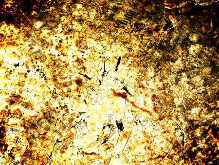 Grunge abstract floor
