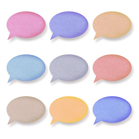 bubble talk paper