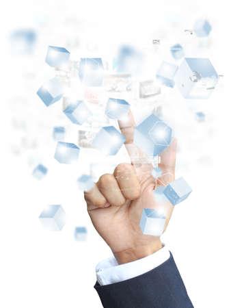 Hand press technology