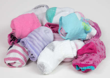 Pile of Sort Socks