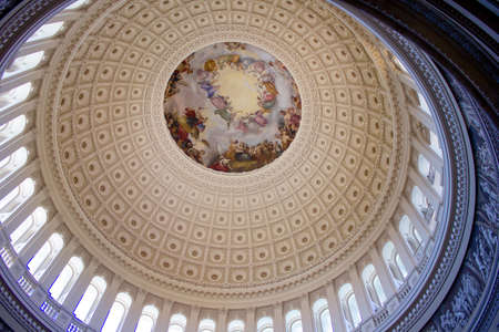U.S. Capitol Rotunda, Washington DC