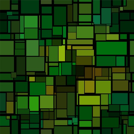stained glass: abstract seamless pattern with stained glass imitation