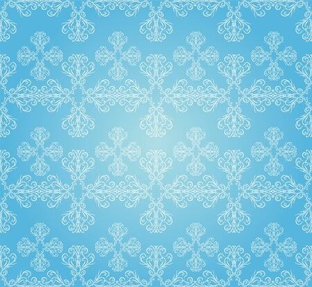 elegant seamless pattern with white snoflakes for your christmas and new year design Stock Vector - 15910766